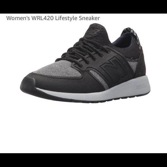 New Balance Zapatos Mujer Wrl420 Lifestyle Sneaker Poshmark Poshmark Poshmark c6b38d